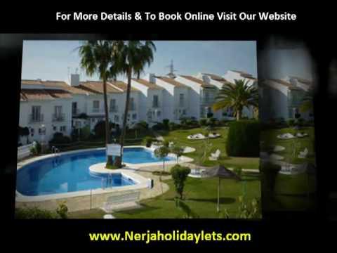 Villas For Rent Nerja - 2 Bed Villa For Holiday Rental Nerja - Jardines de Nerja