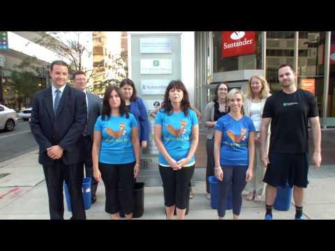Fox Rothschild LLP's Recruiting Team Ice Bucket Challenge
