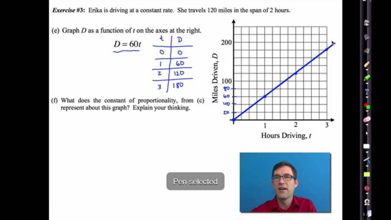 Common Core Algebra I.Unit #4.Lesson #1.Proportional Relationships ...