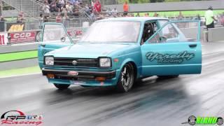 Yareily Racing 2JZ Automatica 7.124 @ 175.41mph
