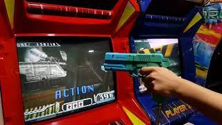 [60fps ?] Time Crisis 2 arcade