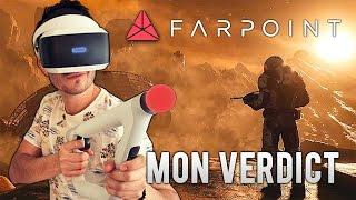TEST de FARPOINT sur PlayStation VR : mon verdict !