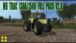 "[""MB TRAC 1300/1500"", ""MB TRAC"", ""Mod Vorstellung Farming Simulator Ls17:MB TRAC 1300/1500"", ""1300/1500""]"