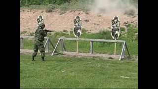 Canadian Infantry Training Course Part 1