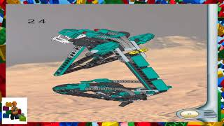 LEGO instructions - Bionicle - 8549 - Tarakava (Book 1)