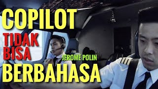 PARAH!! CAPTAIN VINCENT MARAH - Copilot Hanya Bisa JAPANESE ONLY Feat Jerome Polin / Nihongo Mantapp