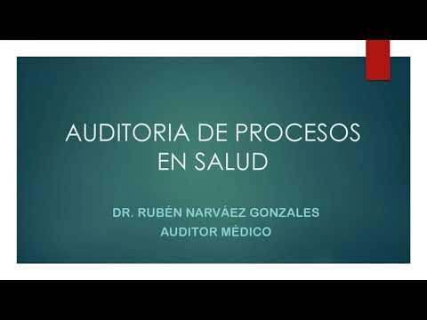CURSO DE ACTUALIZACIÓN - AUDITORIA E IMPLICANCIA LEGAL DEL PERSONAL EN SALUD - Día 2