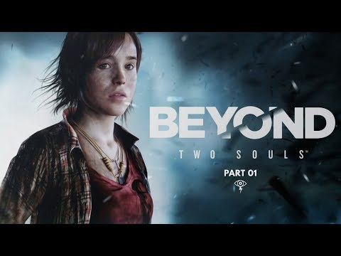 SLAYIN' IN MY RED DRESS! - Beyond: Two Souls - Part 1