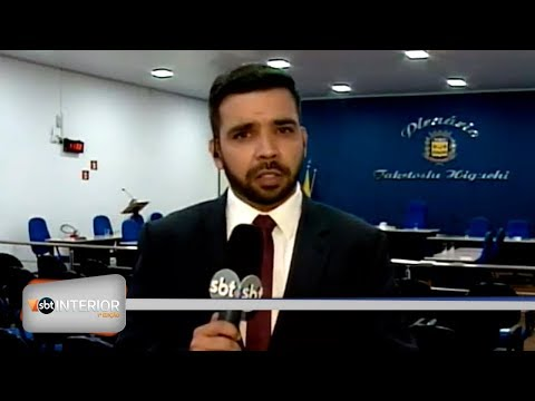 Câmara Municipal define futuro do prefeito de Valparaíso