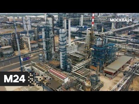 """""""#Завод"""": Московский нефтеперерабатывающий завод - Москва 24"""