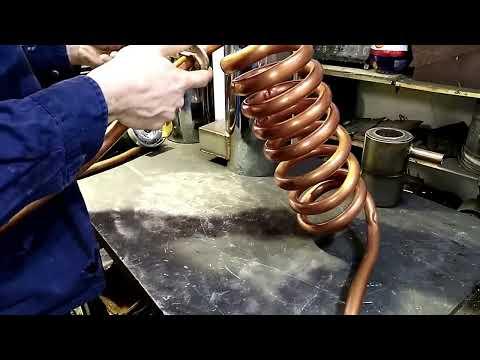 Hot Water Rocket