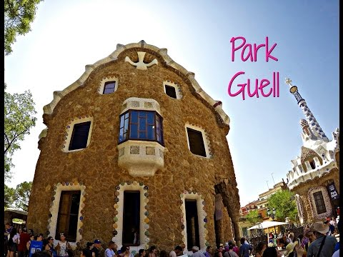Our visit to Park Guell