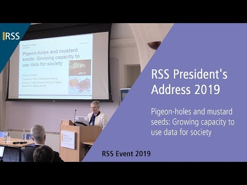 Professor Deborah Ashby - President's Address 2019