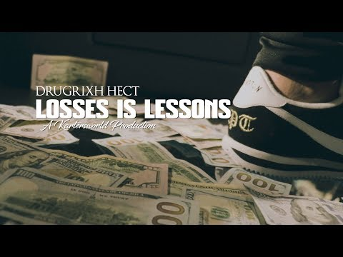 DRUGRIXH HECT - Losses Is Lessons(Official Video)   Shot By @DirByKarter