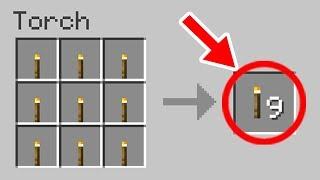 ✔ Minecraft: 15 Things You Didn't Know About the Torch