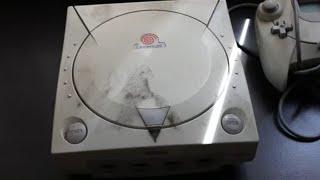 $11 Broken Dreamcast | Restore & GDEMU Install
