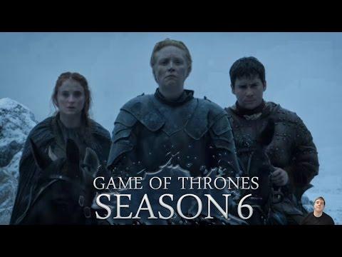Game of Thrones Season 6 Episode 4 Book of the Stranger ... Game Of Thrones Cast Season 4 Episode 6