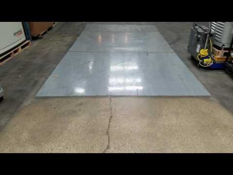 Which is Better, Polished Concrete or Epoxy Solid Floors? - Lakeside Painting