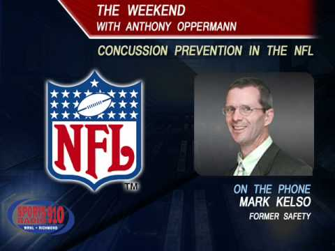 Mark Kelso Former Buffalo Bills Safety 12/17/11