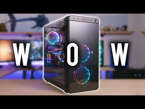 Building an EXTREME PC in the Thermaltake View 37!