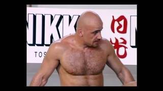 Bas Rutten - Stretching Exercises