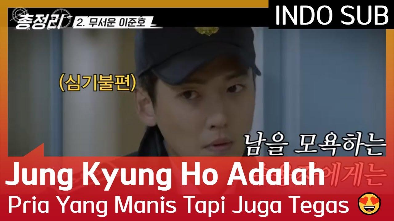 Jung Kyung Ho Adalah Pria Yang Manis Tapi Juga Tegas 😍 #PrisonPlaybook 🇮🇩 INDO SUB 🇮🇩