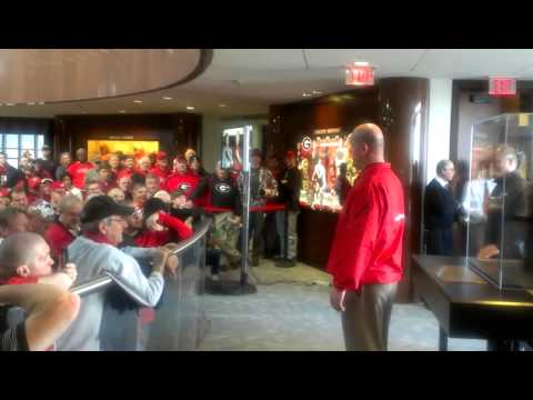 Tracy Rocker addresses Georgia fans