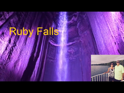 Ruby Falls! Tennessee