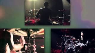 The Break Down Series - Travis Barker plays Violence - Multi-View