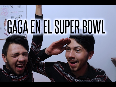 (EPIC LATIN REACTION) LADY GAGA SUPER BOWL HALFTIME SHOW | Niculos M