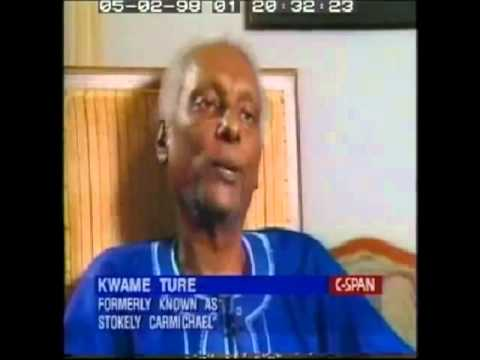 Dr Kwame Ture Interview with Brian Lamb