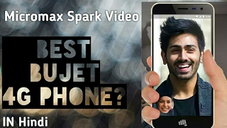 MICROMAX SPARK VIDEO REVIEW HINDI