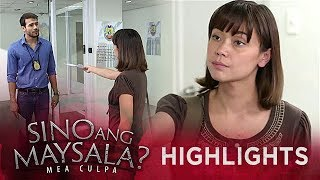 Fina gives the DNA results to Greco   Sino Ang Maysala