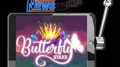 Der Butterfly Staxx Slot von Netent Gaming
