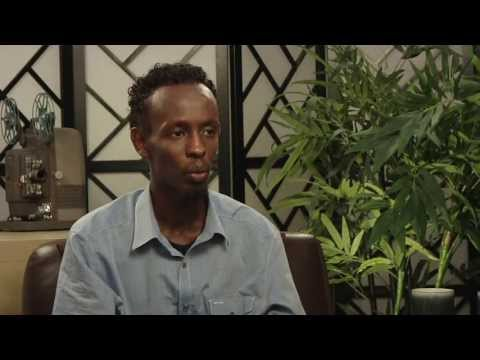Interview with Barkhad Abdi - Co-Star of Captain Phillips - Just Seen It