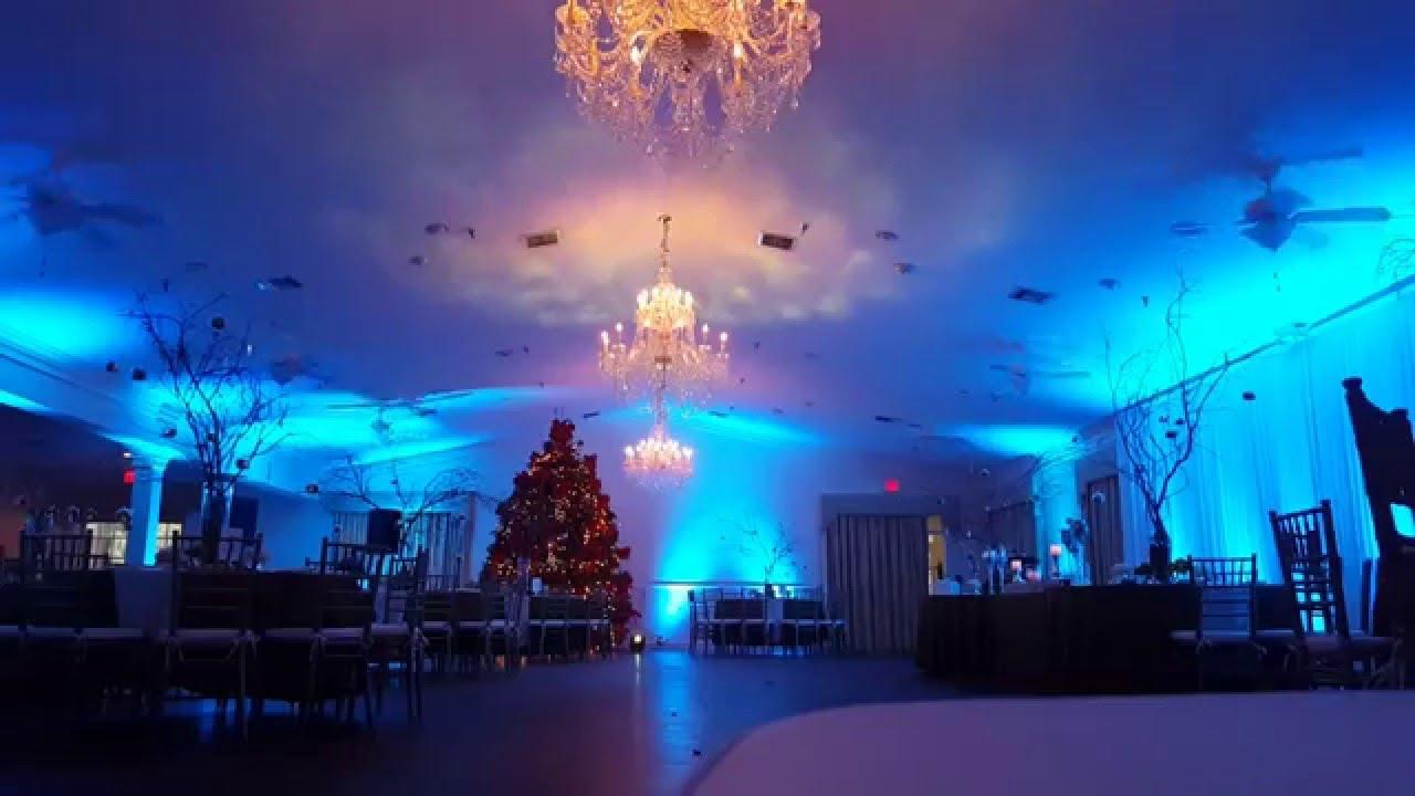 Wedding Lighting Ideas Highland Manor Orlando Dj Apopka