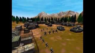 Battle Isle: The Andosia War - engine test
