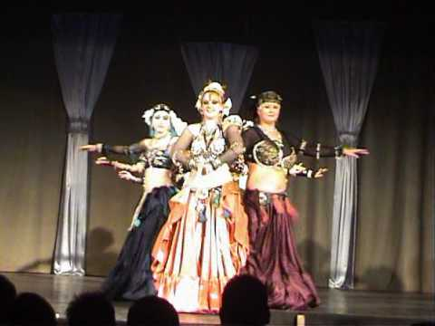 Nexus Tribal - VI. Oriental dance festival in Debrecen - Estella Bellydance Studio