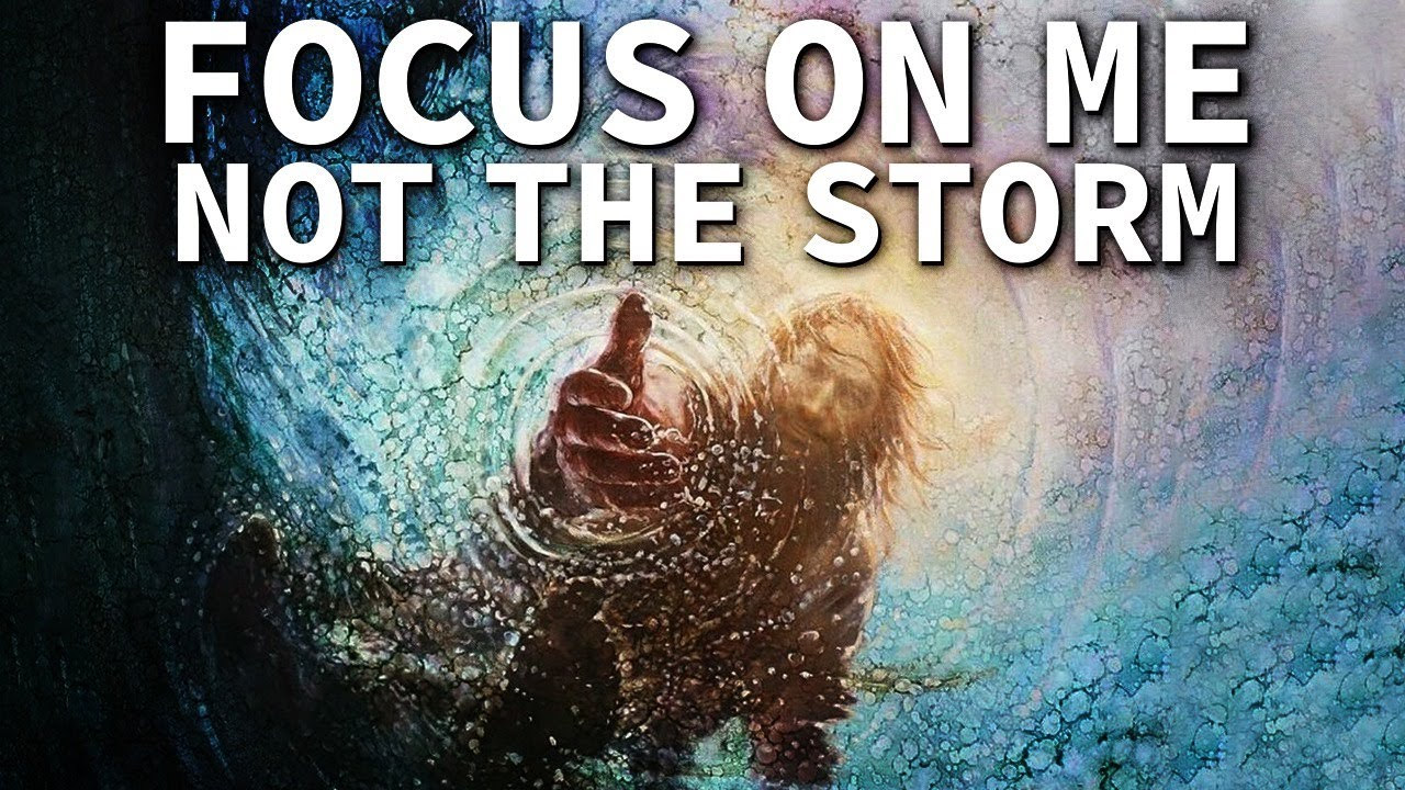 TRUSTING GOD IN THE STORM | Stop Worrying & Trust God - Inspirational & Motivational Video