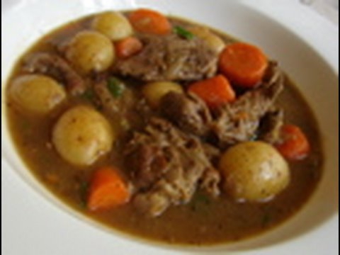 Irish Stew - Irish Lamb Stew