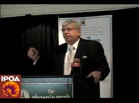 IPOA Annual Summit 2007 - Ep. 34 - Jacques Paul Klein Part 2