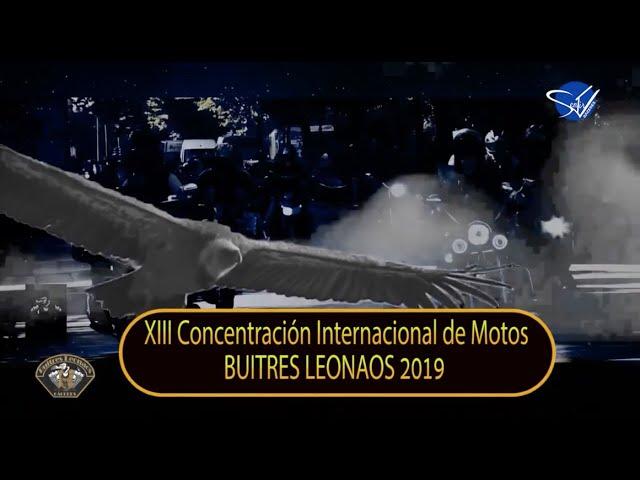 Concentración Internacional Buitres Leonaos 2019 - Cáceres