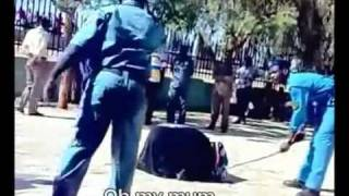 Sudanese Woman Flogged 100 Times for Wearing Pants