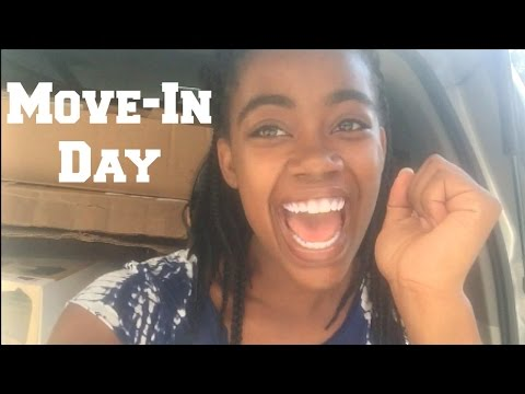 COLLEGE MOVE IN DAY VLOG: RUTGERS UNIVERSITY