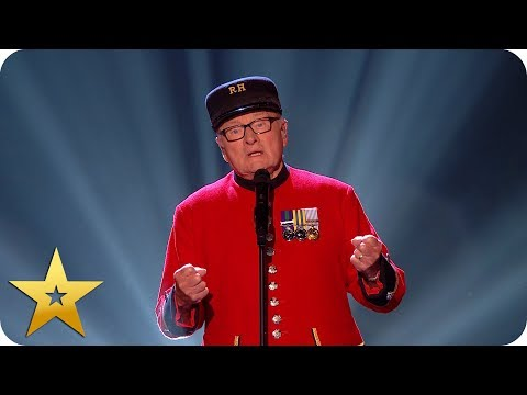 FIRST LOOK: Colin Thackery's emotional return to BGT | BGT: The Champions