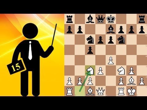 King's Indian Attack w/ Nc3 - Standard chess #15