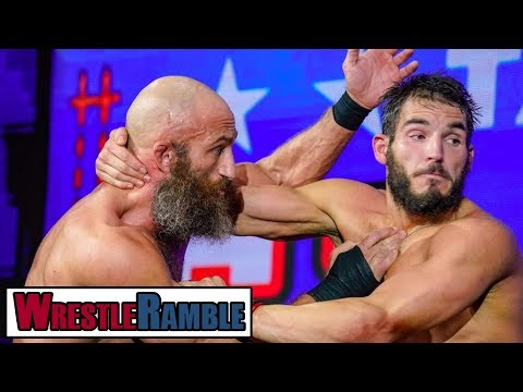 Johnny Gargano TURNS FACE! | WWE NXT Mar. 13 Review | WrestleTalk's WrestleRamble