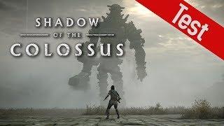 Ein zeitloses Meisterwerk? Shadow of the Colossus im Test!