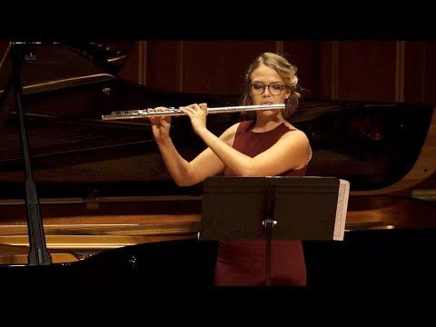 02 J.S. Bach, Violin Partita No.2 in D minor: Chaconne, Keren Satkin, flute