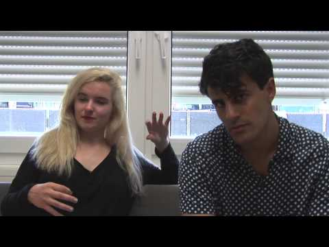 Clean Bandit interview - Grace and Neil